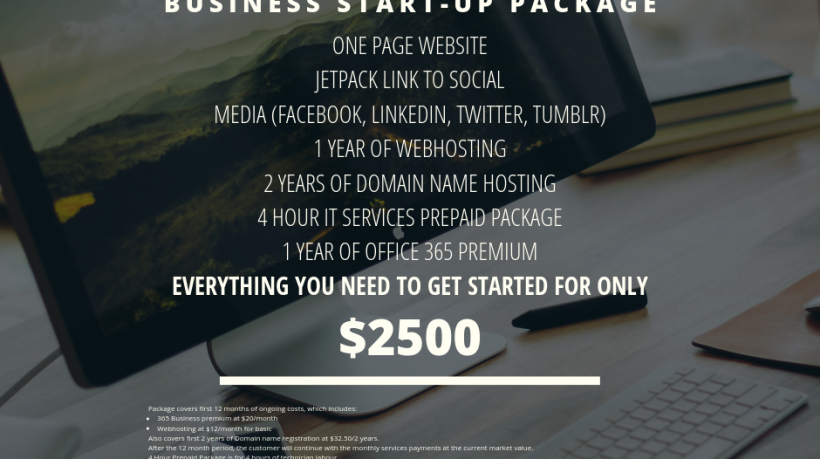 Start-up-Package